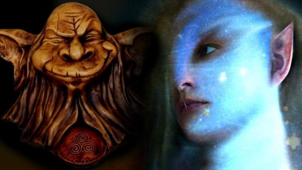Revealing the True Nature of Elves: Dangerous Beauties and