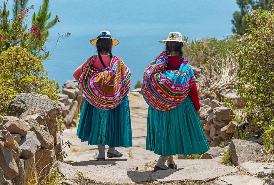 The researchers found surprising examples of genetic continuity of ancient Andean genes to some modern groups. Source: SL-Photography /Adobe Stock