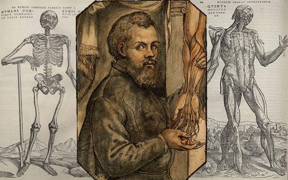 Through Flesh and Bones: The Remarkable Story of Andreas Vesalius ...