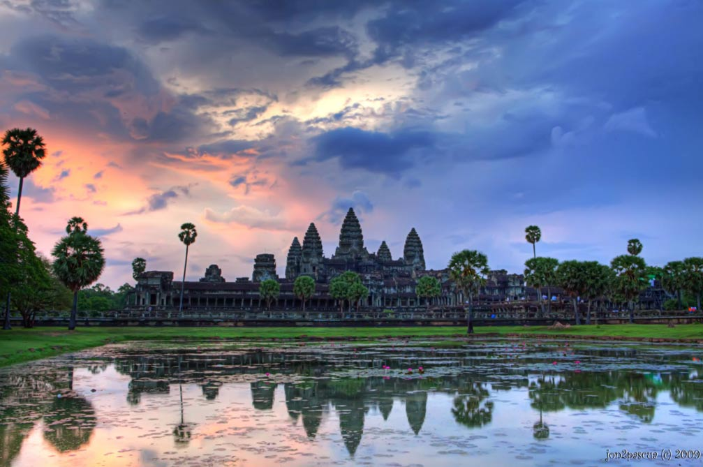 New discoveries redefine history of Angkor Wat