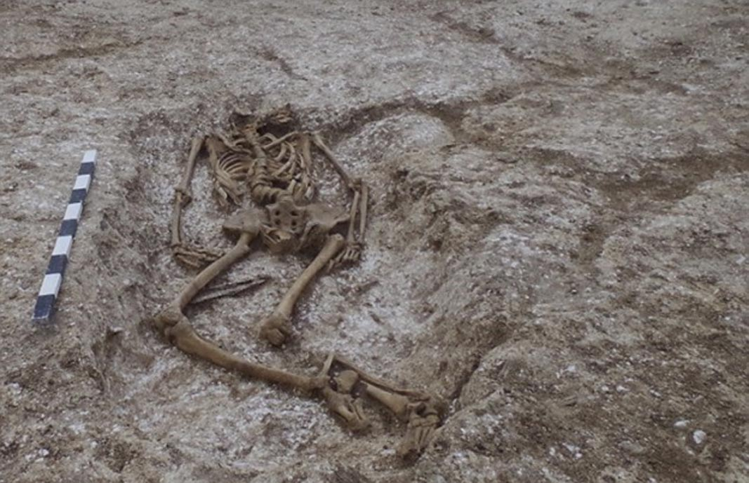 Second Anglo-Saxon cemetery with fascinating grave goods unearthed near Stonehenge