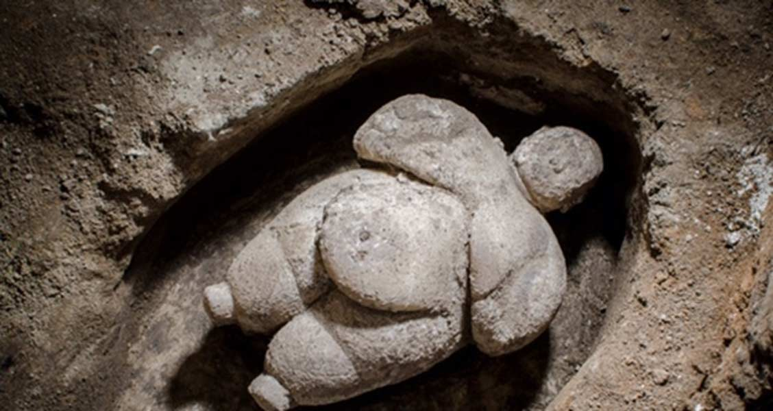 Another Venus? Rare Neolithic Female Figurine Discovered in Turkey