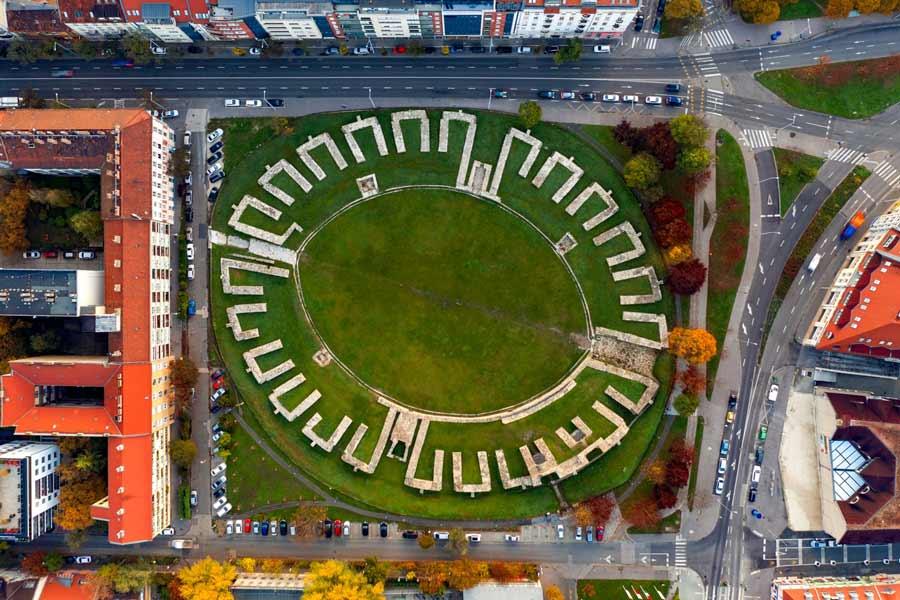 Aquincum: Exploring the Ancient Roman City Under Modern-Day Budapest