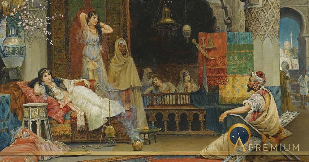 The Trials And Tribulations Of Arabian Warrior Queens