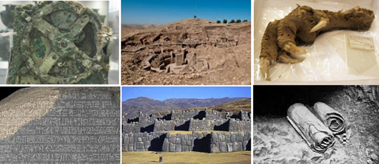 These are Among the Biggest Archaeological Discoveries in History