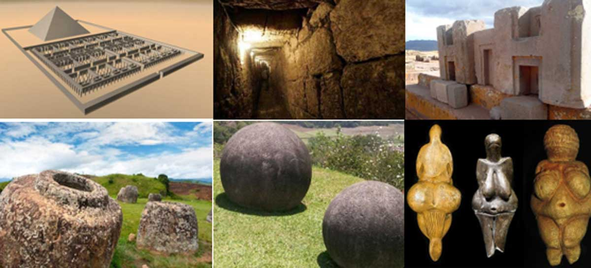Ten Unsolved Ancient Archaeological Mysteries
