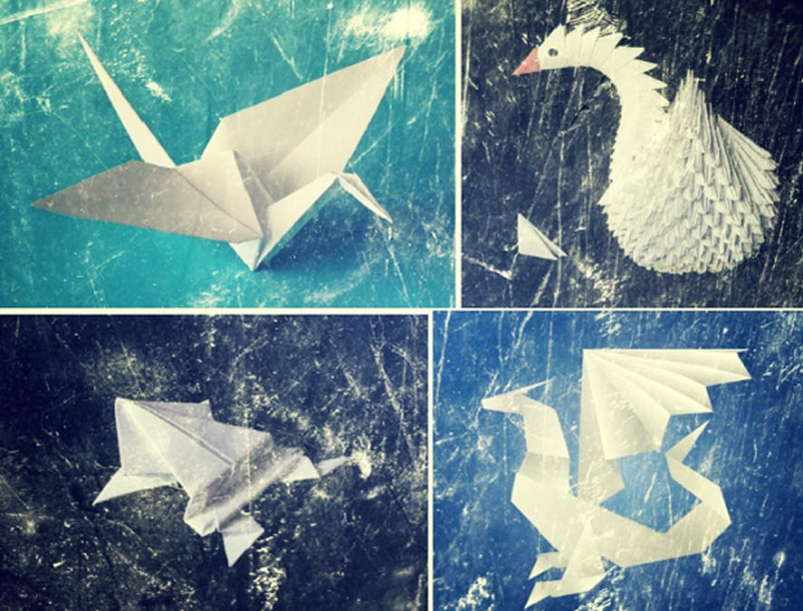 an introduction to origami the ancient japanese art of paper folding Inspired by origami, the japanese art of paper folding, researchers at tu delft are developing an alternative to 3-d printing that gives the final products many more functionalities than what is .