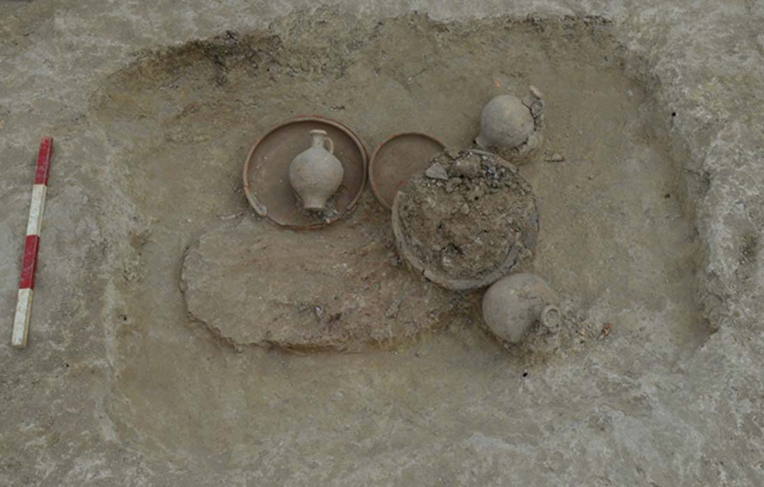 Fascinating Artifacts Unearthed in TWO Newly Discovered Neighboring Anglo-Saxon Sites in England