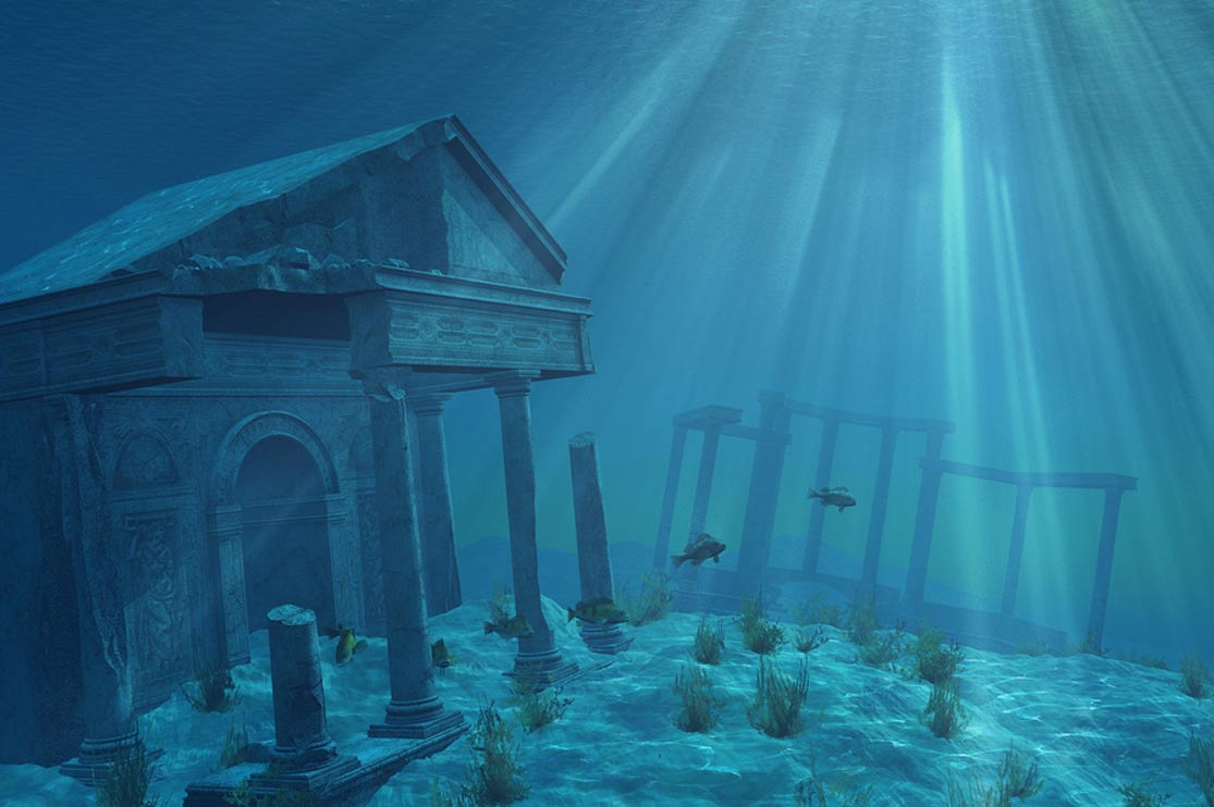 Where Do You Believe Atlantis Is?