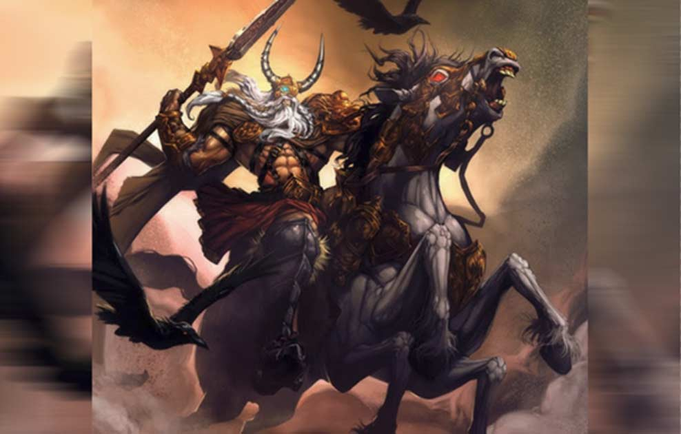 The Ascension of Sleipnir: The Mythological Origins of Odin's ...