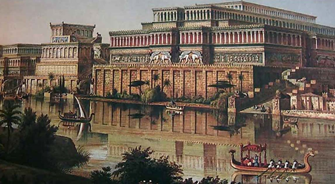 Ashurbanipal: The Oldest Surviving Royal Library in the World with Over 30,000 Clay Tablets