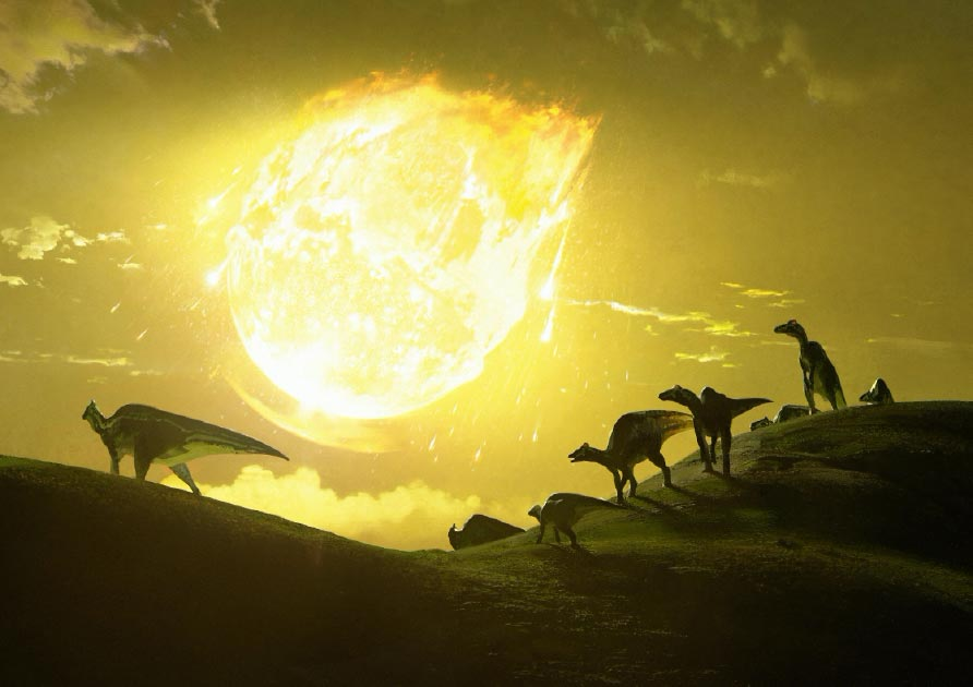 Dinosaur-dooming Asteroid Struck Earth at 'Deadliest Possible' Angle - Ancient Origins