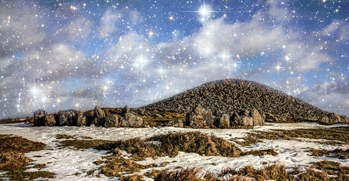 Engravings, Passageways, and Intriguing Stone Monuments: The Astronomical Temples of Loughcrew