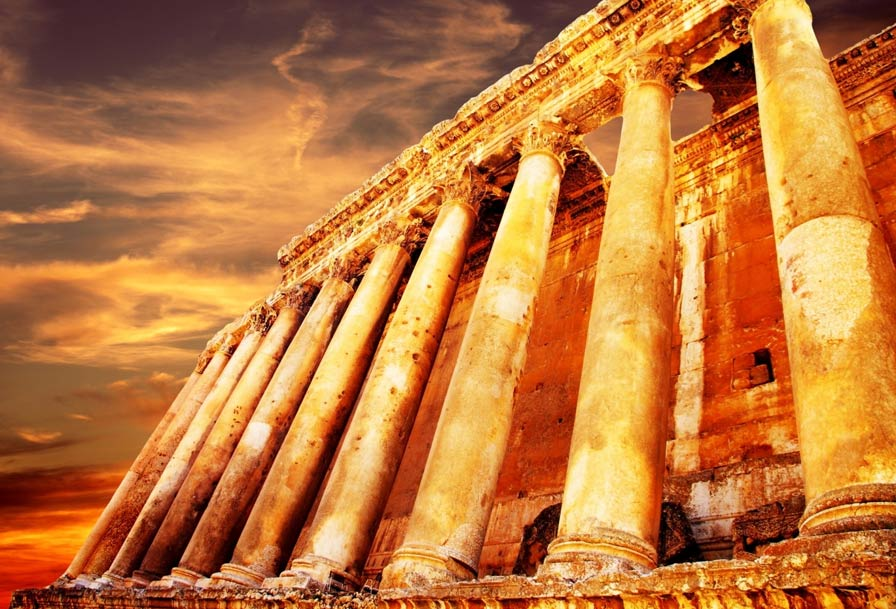 Baalbek Reborn: Virtual Tour Brings Roman Temples Back to Life