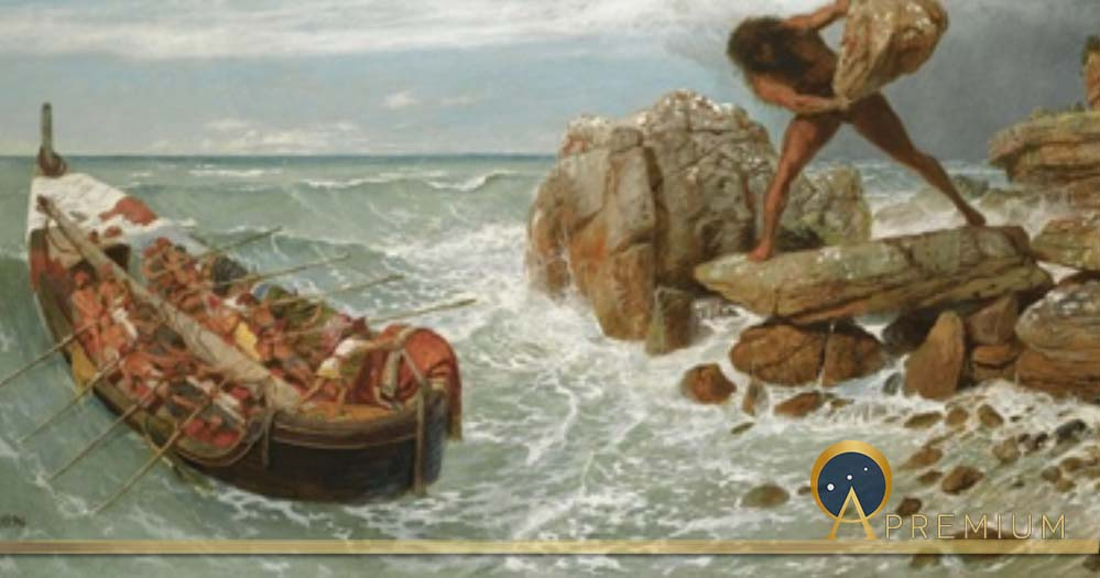 Odysseus, Off Course in the Baltic Sea