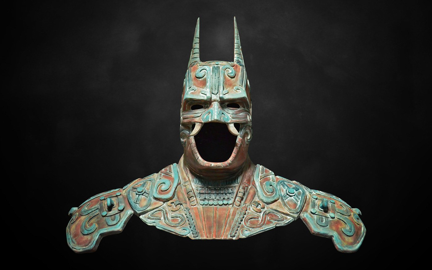 Batman Existed in Mesoamerican Mythology and His Name Was