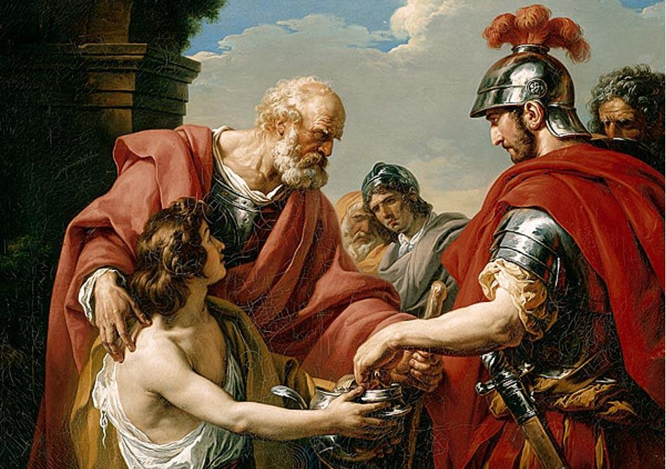 Belisarius owned the estate