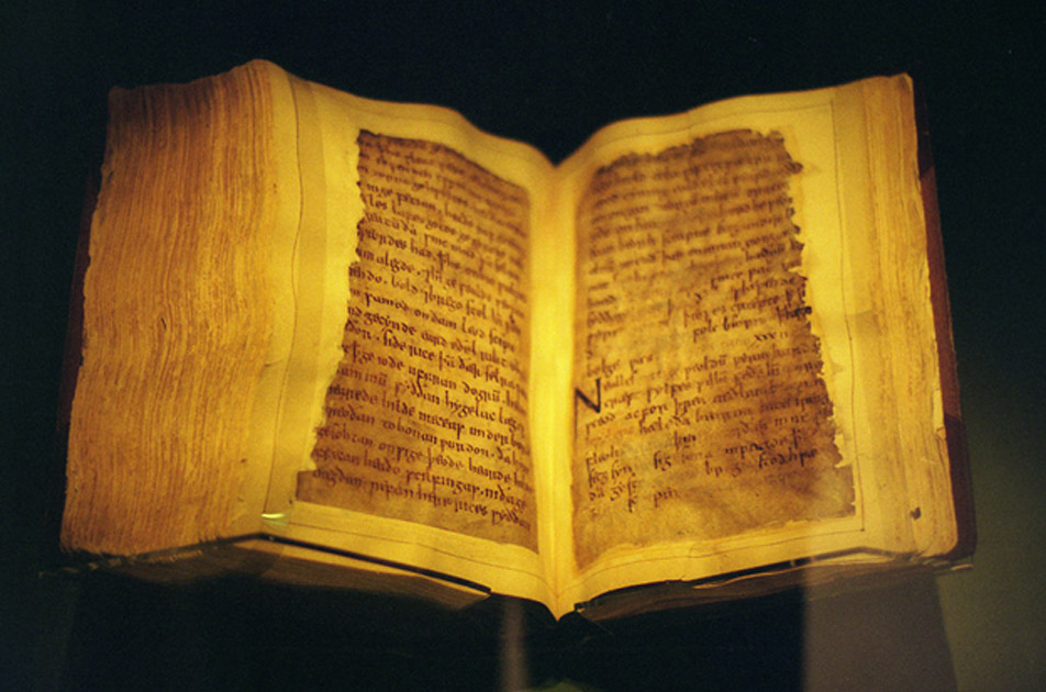 an analysis of the most important work of old english literature beowulf Anglo saxon epic essay examples  of the anglo-saxon epic beowulf as the most important work of old english literature  an analysis of the life in beowulf,.