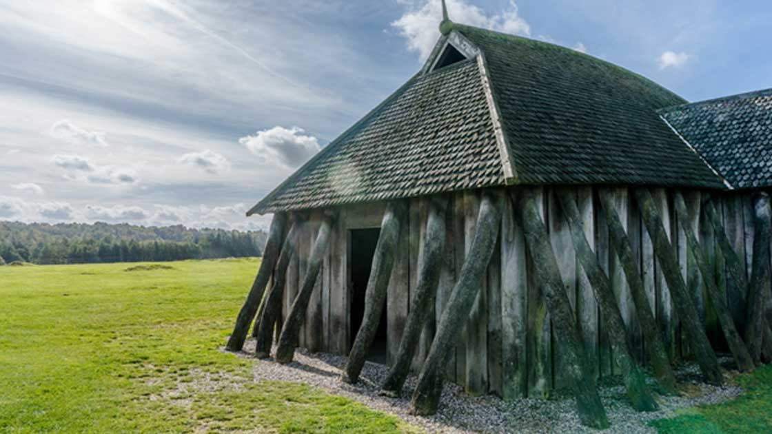 Why Would You Cremate And Bury Your Home A Bizarre Viking