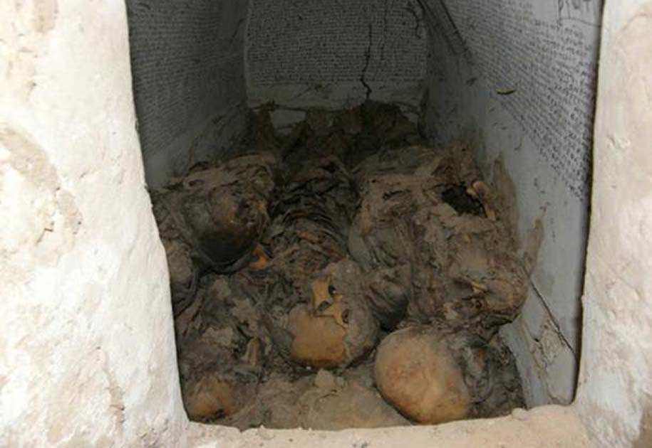 Bodies of Ancient Monks Found in Sudan Were Stripped of Their Flesh Before Burial