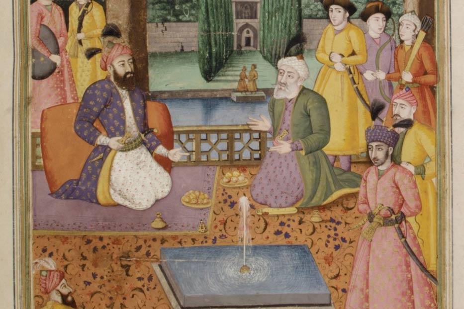 Shahnameh (Book of Kings) Abu'l Qasim Firdausi (935–1020).