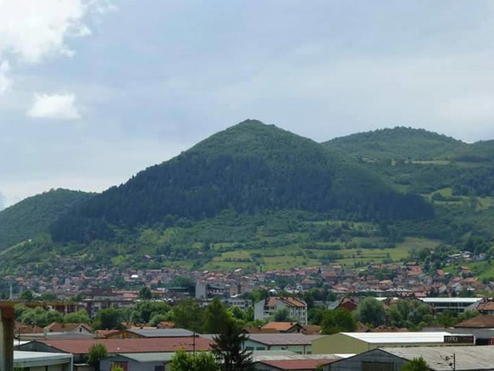 Healing energy of the prehistoric tunnels beneath the Bosnian Pyramid Complex  Bosnian-Sun-Pyramid-Lookout