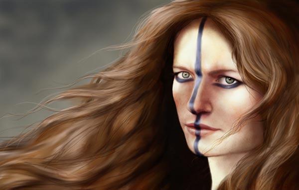 Boudicca, the Celtic Queen