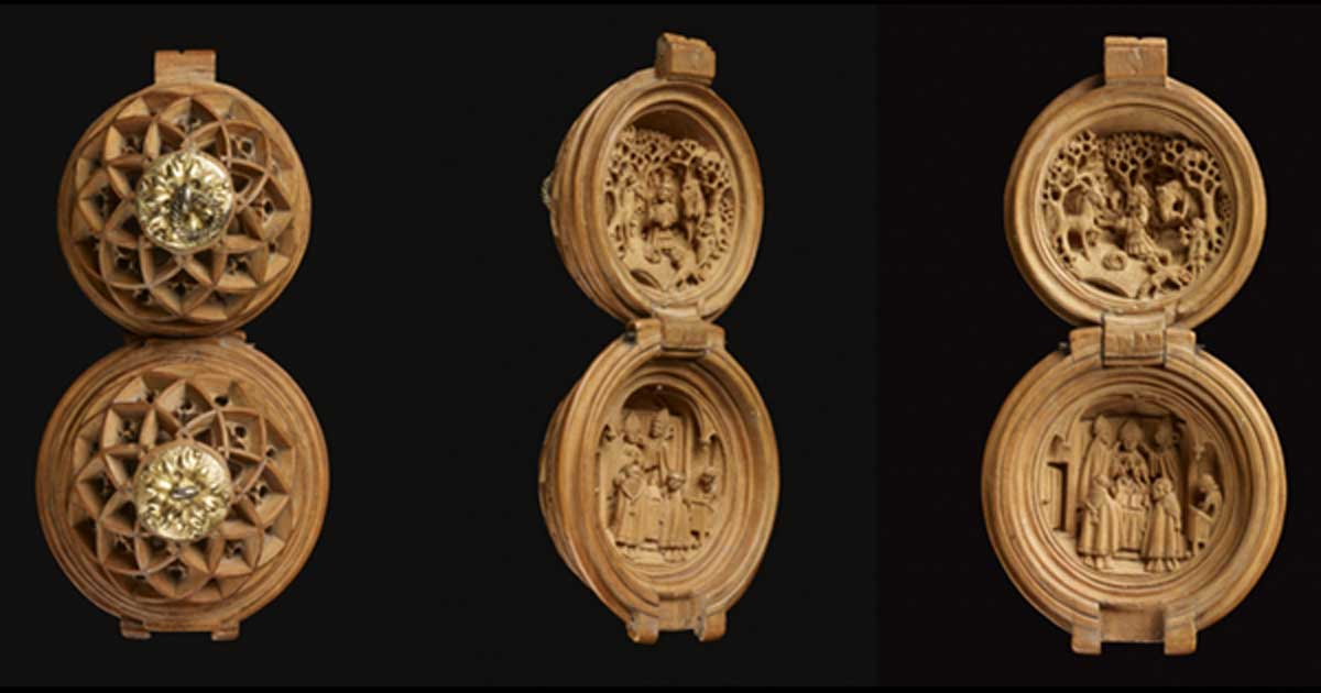 How Were They Made? Unlocking the 500-Year-Old Secret to Gothic Miniature Boxwood Carvings