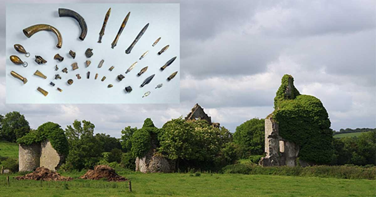 Bronze Treasures Beyond Belief: The Fabulous Dowris Hoard of Ireland