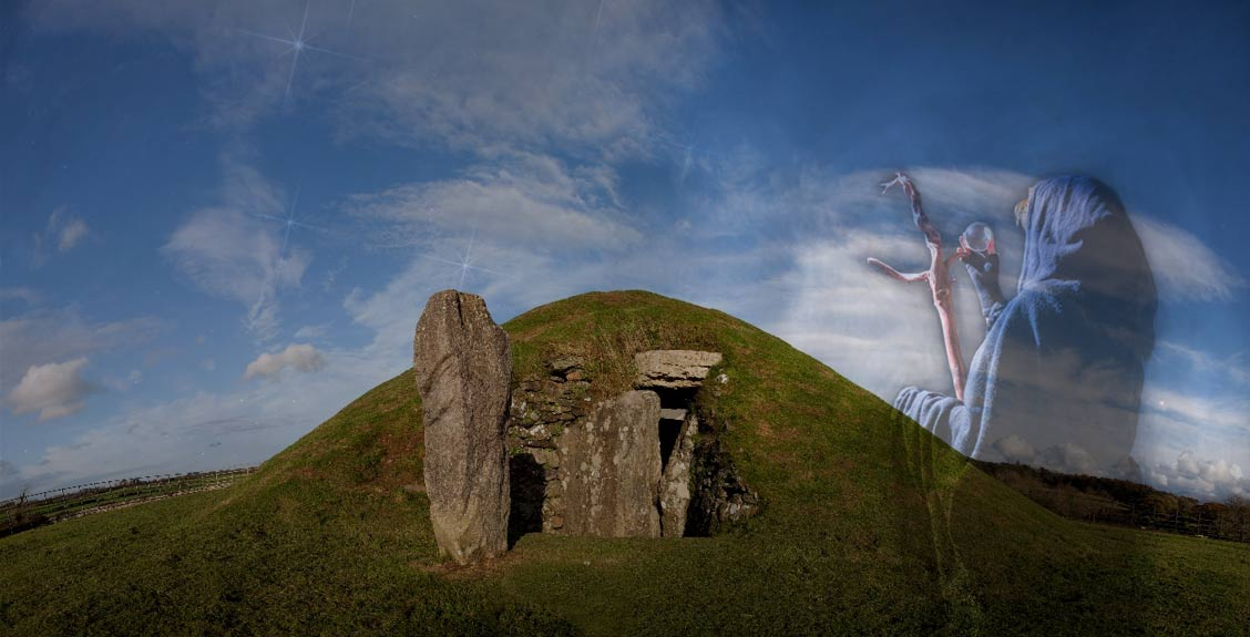 Bryn Celli Ddu: Ancient Stone Circle and Passage Tomb Was