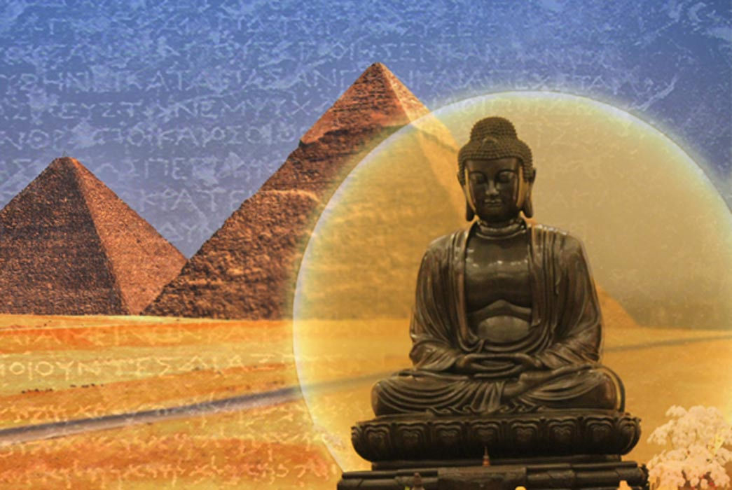 Buddhism in Ancient Egypt and Meroe – Beliefs Revealed Through ...