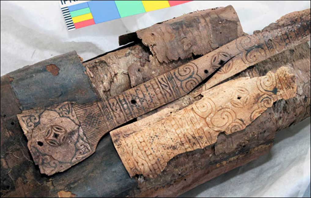 Burial Site of Siberian Archer with Intricate Arrows Unearthed in Altai Republic