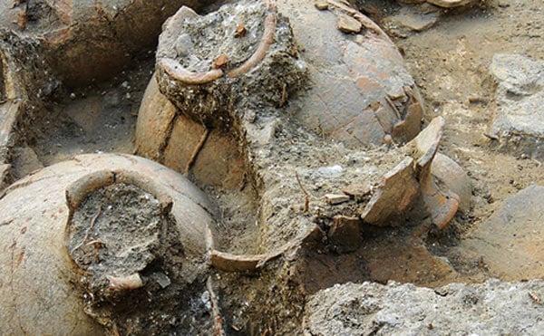 Canaanite Wine Cellar discovered at Tel Kabri