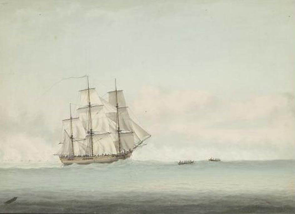 Researchers Believe They May Have Located a Famous Ship Once Owned by Captain Cook