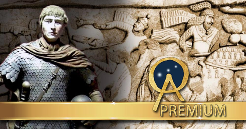 The Battle of Carrhae: A crushing defeat of the unstoppable Roman juggernaut by the Parthian Empire