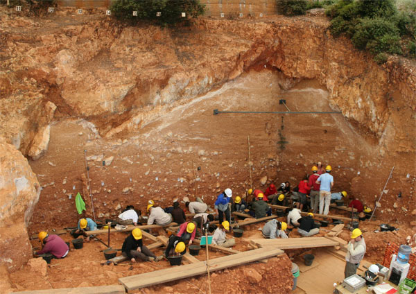 Caves of Atapuerca - Spain