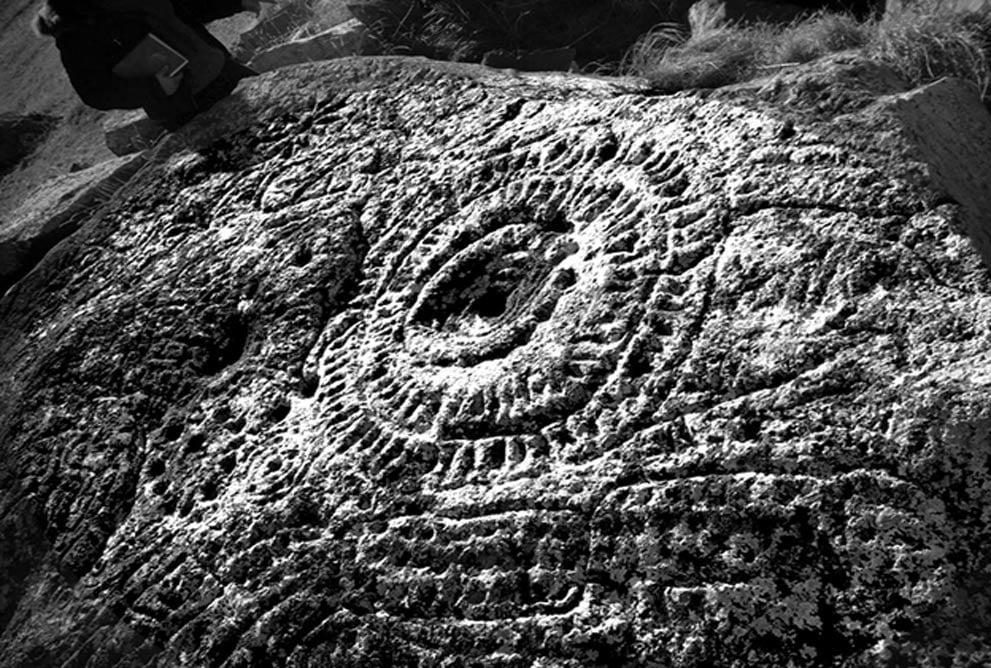 Celestial Maps of Gegham Mountain: The Unique Rock Art of Armenia