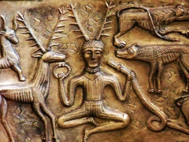 """Cernunnos,""""The Horned One"""" - Paganism"""