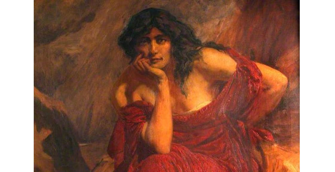Cerridwen: Mother, Magician, and Crone from Old Welsh Mythology