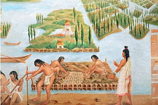 Chinampas, The Floating Gardens of Mexico | Ancient Origins