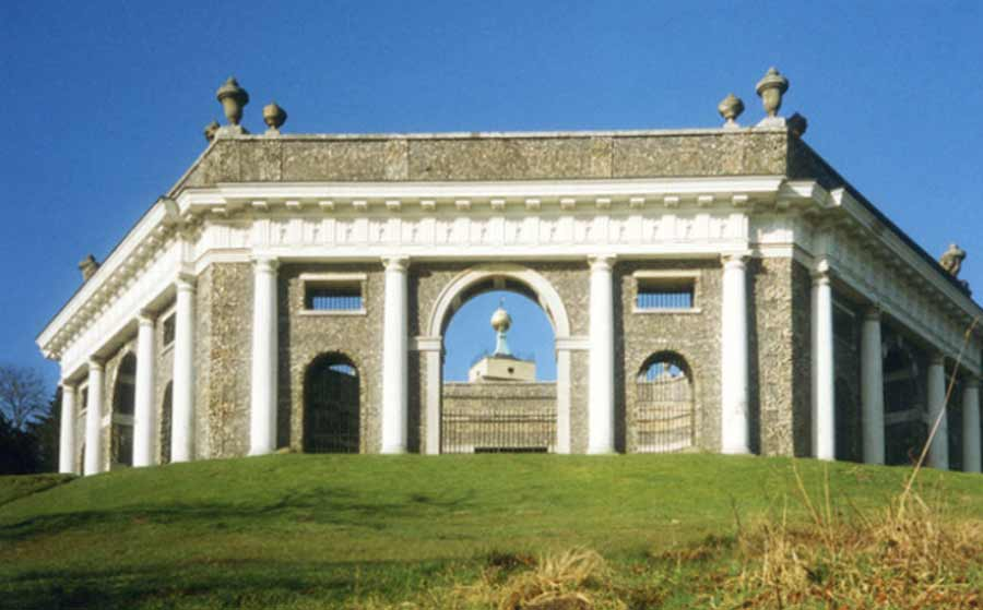 Dashwood Mausoleum: Final Resting Place for Family of Hell Club Founder
