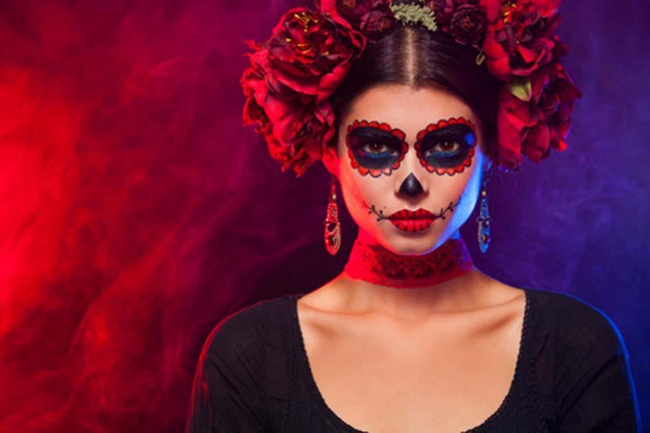Dia De Muertos. Credit: Yuliya Ochkan / Adobe Stock
