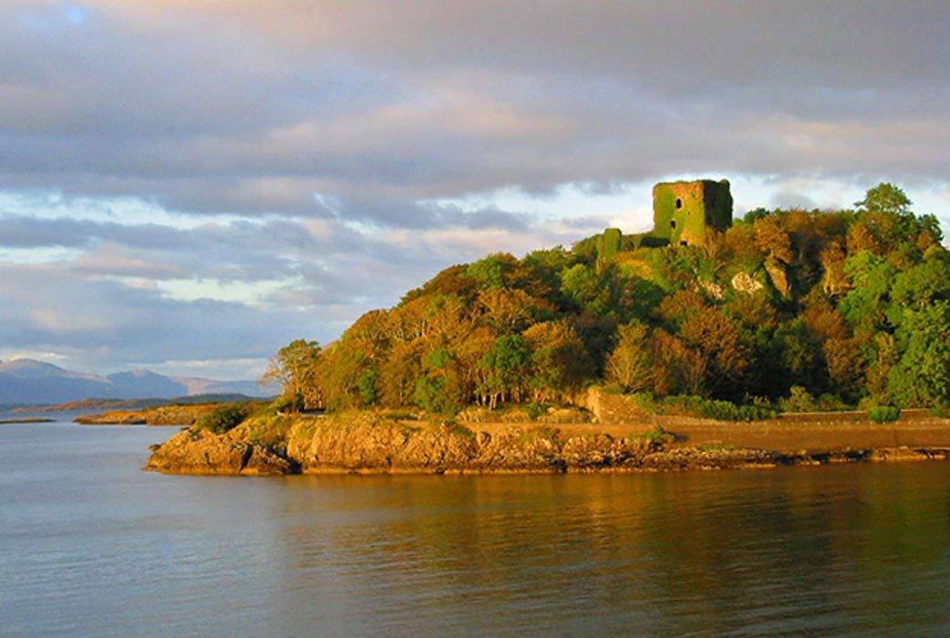 Photo of Dunollie Castle