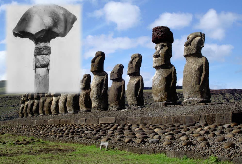 Truth Behind Easter Island Heads