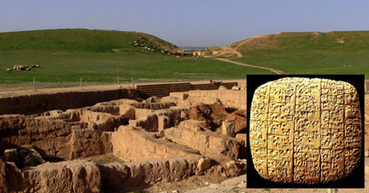 Justice, Myths, and Biblical Evidence: The Wealth of Information Held in the Ebla Clay Tablets