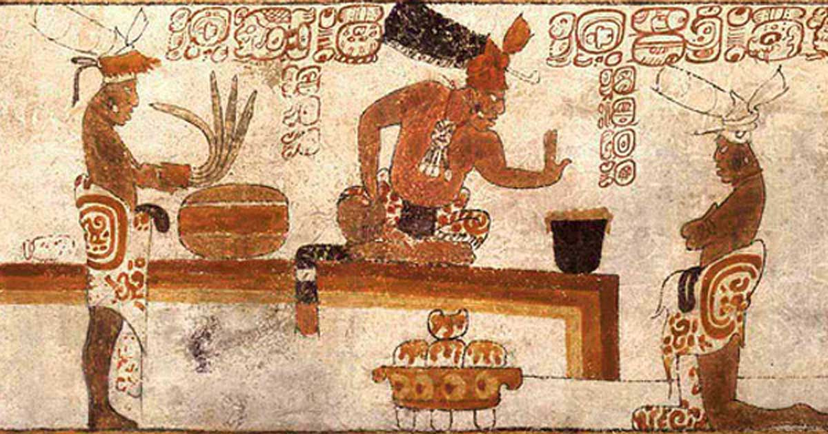 Failed Crops Caused Economic Crash For Mayan Chocolate Currency