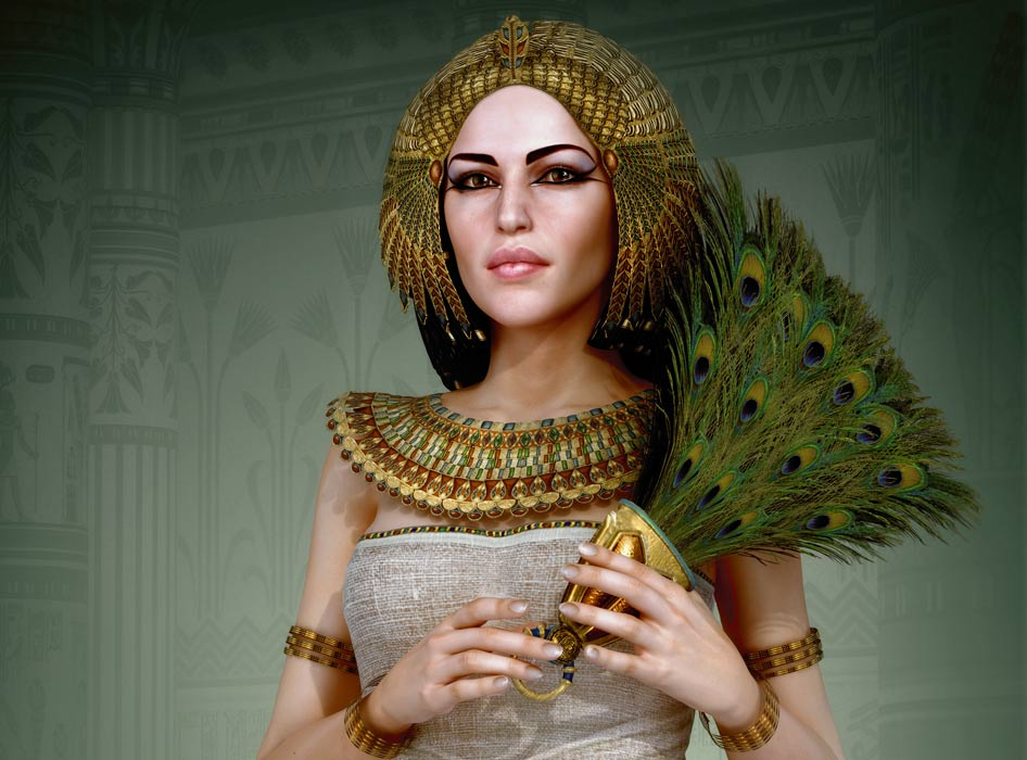 Maat, goddess of truth and justice