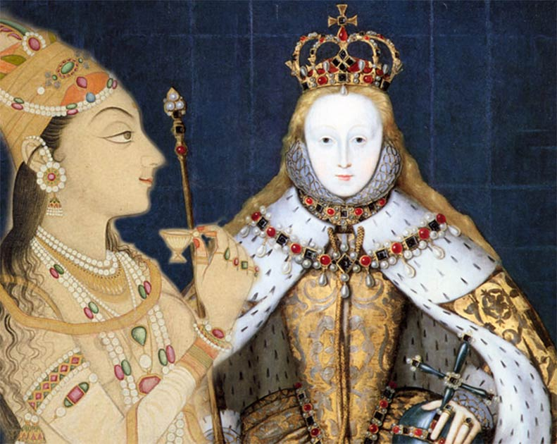 In the face of all the odds, the lives of Empress Nur Jahan and Queen Elizabeth I continue to inspire generations of women, as their strength turned them into feminist icons ahead of their time. Source: Left - Public domain. Right - Public domain.
