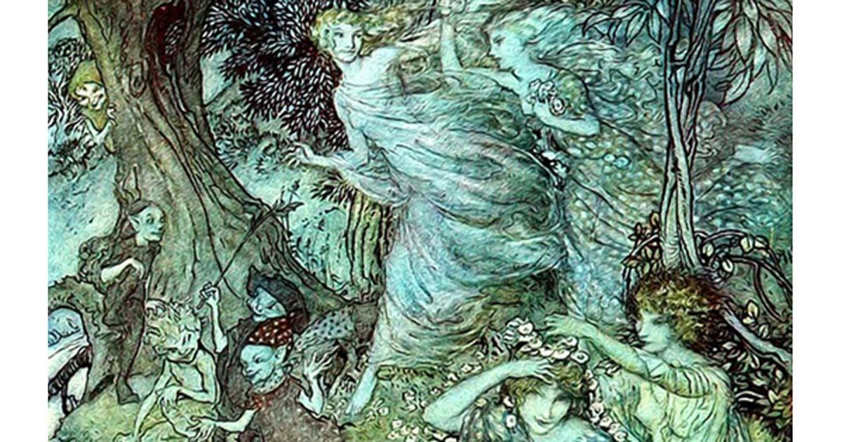 Elves and other fairy folk.