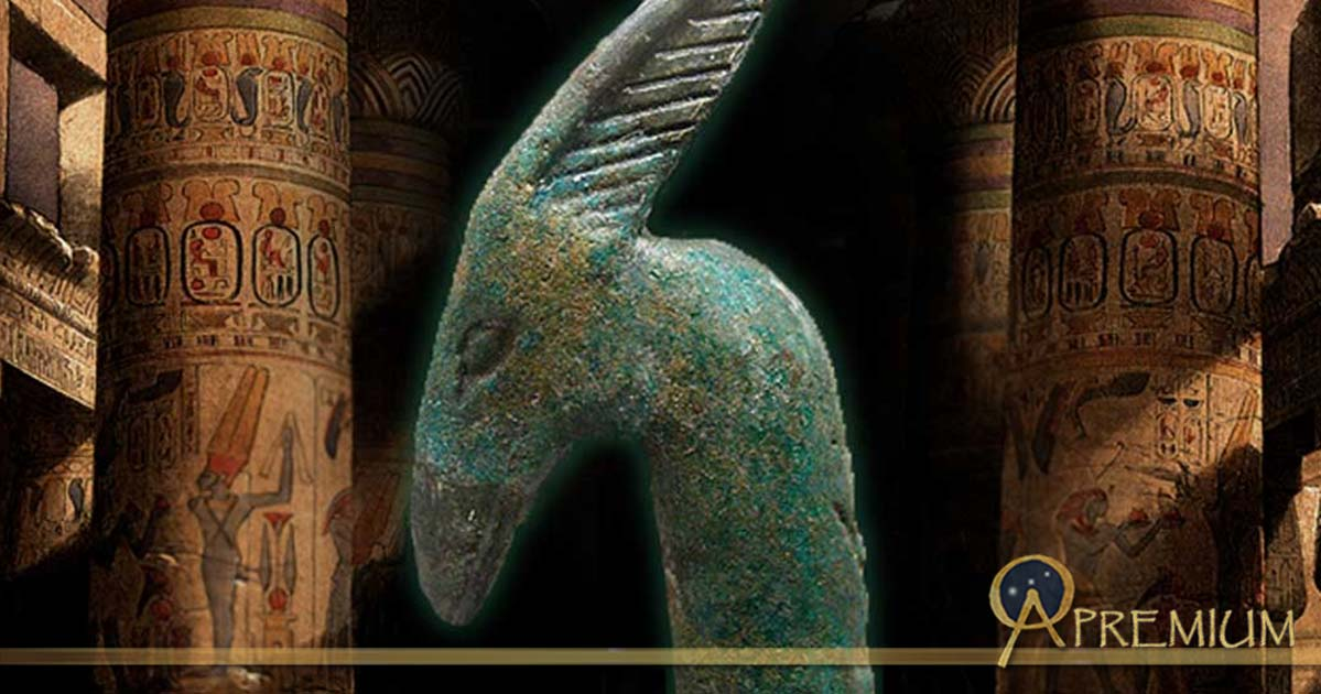 The Enigmatic Columns of Horus: Divine Tools of Energy– Part II